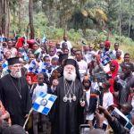 Σε μεγάλη Ιεραποστολική περιοδεία ο Πατριάρχης Αλεξανδρείας Θεόδωρος – Στην Επισκοπή Μπουκόμπα