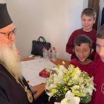 Εόρτασε τα ονομαστήριά του ο Μητροπολίτης Αργυροκάστρου Δημήτριος