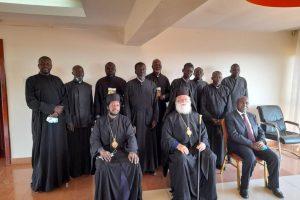 Ποιμαντική επίσκεψη του Μακ. Πατριάρχη Αλεξανδρείας Θεοδώρου στην Επισκοπή Γκούλου στην Β. Ουγκάντα