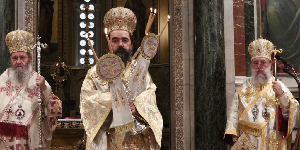 You are currently viewing Χειροτονήθηκε ο νέος Μητροπολίτης Καστορίας Καλλίνικος