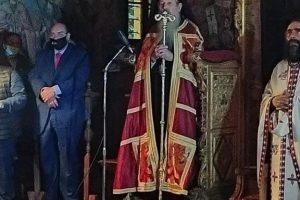Μνήμη Αγίου Ιγνατίου Αρχιεπισκόπου Μηθύμνης στην Ιερά Μονή Λειμώνος της Ι. Μητροπόλεως Μηθύμνης στην Καλλονή Λέσβου