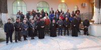 Αγιασμός Σχολής Βυζαντινής Μουσικής στην Ι. Μητρόπολη Φιλίππων Νεαπόλεως Και Θάσου