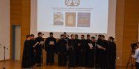 Παρουσίας τριών βιβλίων της Αποστολικής Διακονίας στην Ι. Μητρόπολη Χαλκίδος