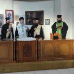 Αγιασμός ενάρξεως μαθημάτων Σχολής Βυζαντινής Μουσικής Ι. Μητροπόλεως Χαλκίδος