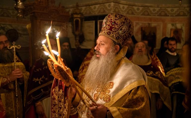 You are currently viewing Ευχαριστήριο Μητροπολίτου Σταγών και Μετεώρων Θεοκλήτου