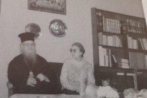Εκοιμήθη η Μαρούλα Κατσίμπρα – Η πρώτη συνεργάτιδα του μακαριστού Θηβών κυρού Νικοδήμου (Γραικού)