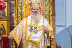 Εκοιμήθη ο Αρχιεπίσκοπος Ιορδάνου Θεοφύλακτος