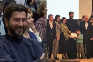 Η Ευρώπη υποκλίθηκε στον πάτερ Αντώνιο: Τιμήθηκε ως ο καλύτερος Ευρωπαίος Πολίτης