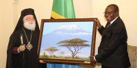 Η καρδιά της Τανζανίας υποδέχθηκε με δόξα και τιμή  τον  Πατριάρχη Αλεξανδρείας  Θεόδωρο
