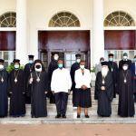 Συνάντηση του Πατριάρχη Αλεξανδρείας Θεοδώρου με τον Πρόεδρο της Ουγκάντας – Ολοκληρώθηκε επιτυχώς το ταξίδι του στην Ουγκάντα