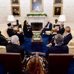 Ο ρόλος του Πατριαρχείου στη διαχείριση διεθνών προκλήσεων στο επίκεντρο της συνάντησης Βαρθολομίου – Μπάιντεν