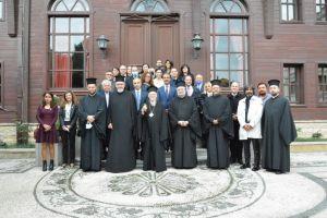 Συνάντηση εργασίας του Οικουμενικού Πατριάρχου με διεθνή ομάδα επιστημόνων για το Ορφανοτροφείο της Πριγκήπου