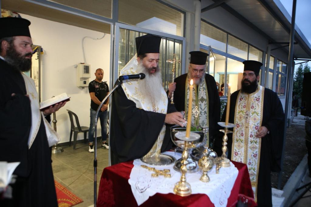 You are currently viewing Εγκαινιάστηκε ένα ακόμη πνευματικό κέντρο στην Ι.Μ. Φθιώτιδος