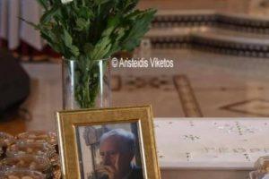Πέρασαν κιόλας 6 μηνες από τον Θάνατο του Νίκου Μαγγίνα